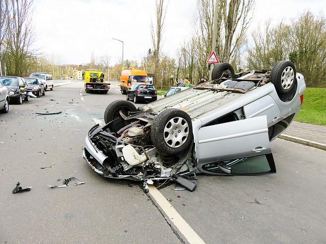 Litige accident